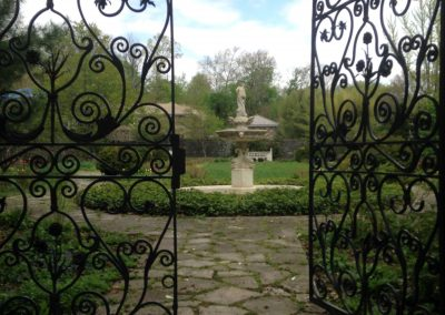 Marian Coffin Gardens at Gibraltar  - Binkley Horticulture