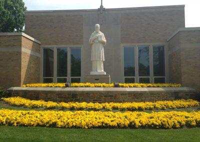 Salesianum - Binkley Horticulture