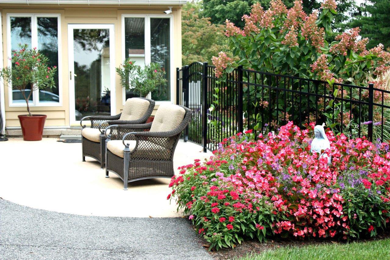 residential landscaping binkley horticulture